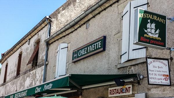 Café chey Yvette