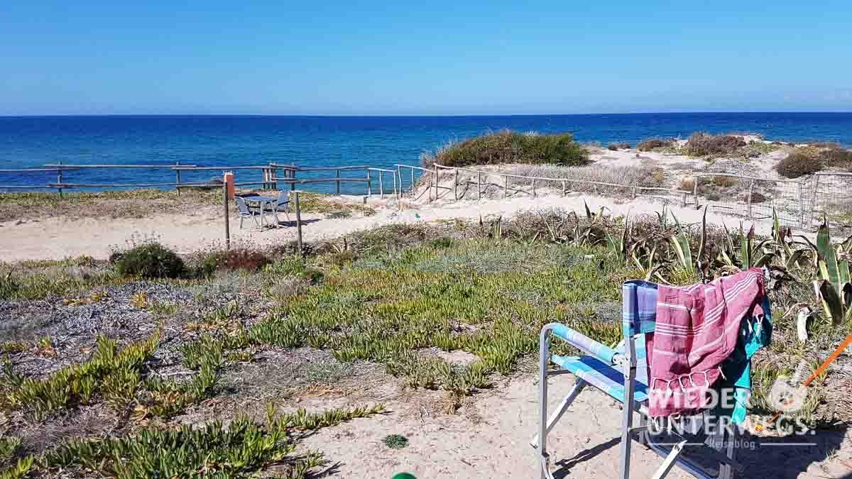 Camping sardinien 10 campingpl tze 10 erfahrungen for Sardinien campingplatze