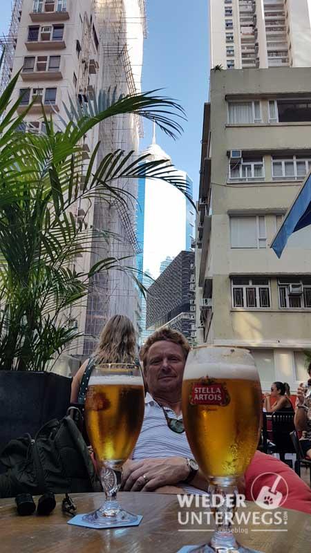 Beer Time in Soho