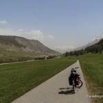 #Innradweg14: Endlich gesattelt – bis nach Zernez