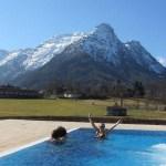 Narzissenbad: Mein Test mit Gletscher-Blick