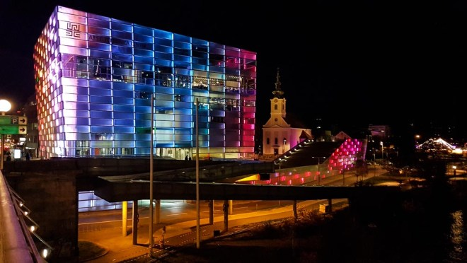 Linz Hotel Ars Electronica Center