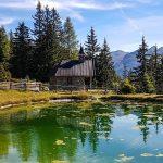 Nachhaltig Wandern im Pinzgau: Grantnwasser und Gletscherblick.