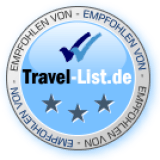 Travel-List.de Prüfsiegel