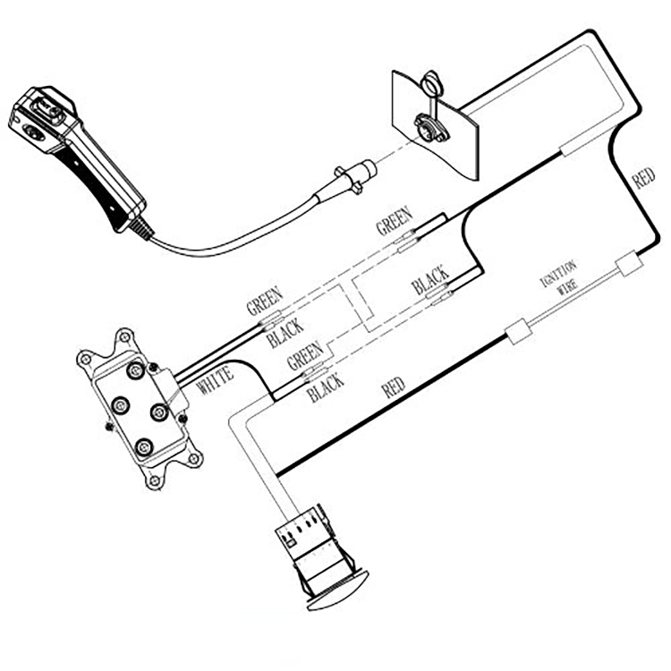 Dash-mounted Rocker Switch Kit