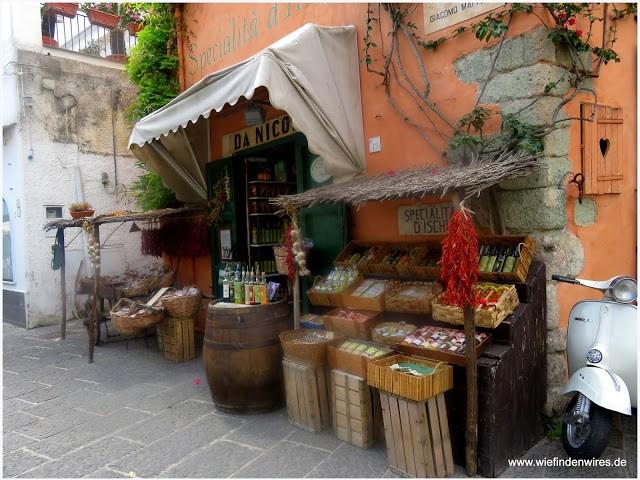 Laden Italien