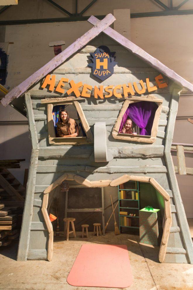 Stück zum Glück Hexenhaus