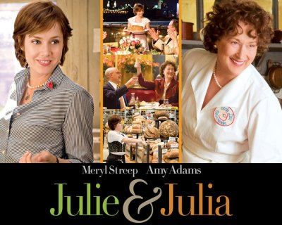 Julie & Julia - Filmy o gotowaniu
