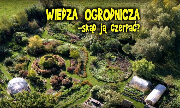 Wiedza ogrodnicza - poradnik ogrodniczy, kurs ogrodniczy