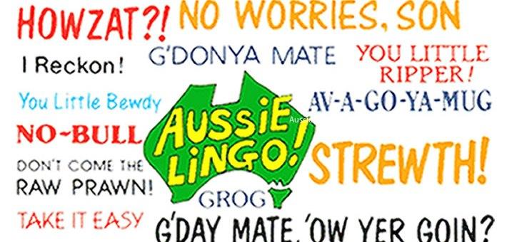 Aussie Lingo