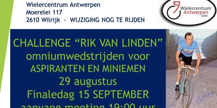 Challenge Rik Van Linden