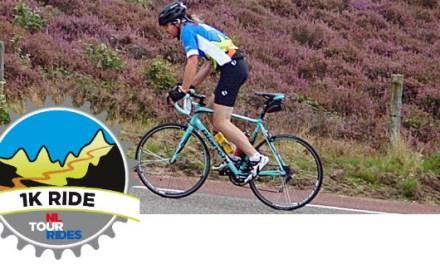 1K Ride, beklim een Alpencol in Nederland