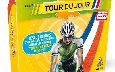 Tour du Jour wielerbordspel