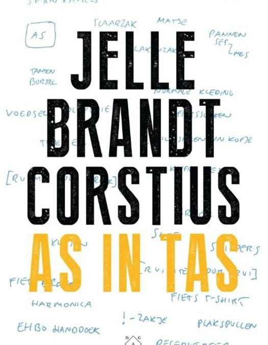 As in tas – Jelle Brandt Corstius