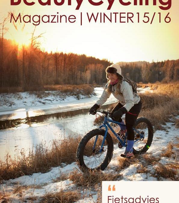 BeautyCycling motiveert vrouwen om te sporten deze winter