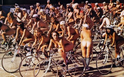 Bicycle race – Queen