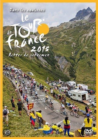 DVD Tour de France, achter de schermen