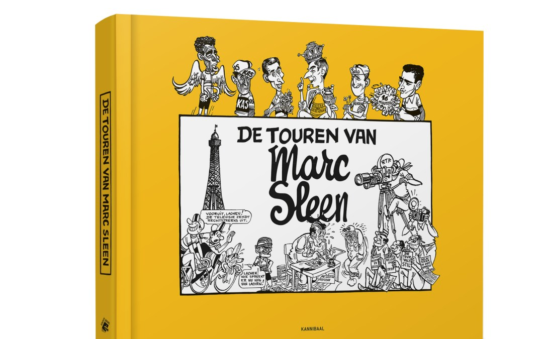 De touren van Marc Sleen – Frederik Backelandt