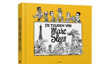 De touren van Marc Sleen – Frederik Backelandt