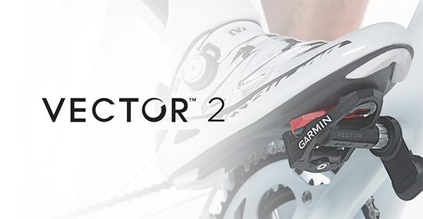 Garmin Vector 2 vermogensmeter