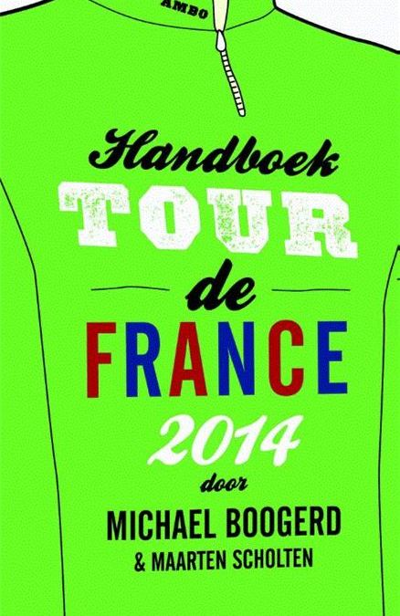 Handboek Tour de France 2014 (ebook)