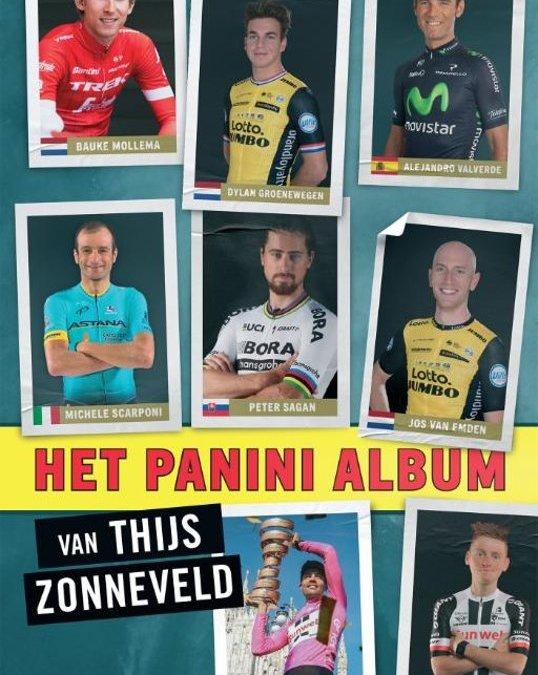 Het Panini album – Thijs Zonneveld