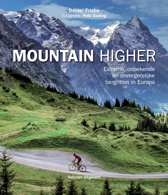 Mountain Higher – Daniel Friebe en Peter Goding
