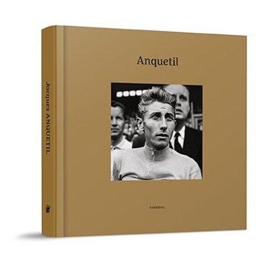 Nieuw wielerboek 'Anquetil' opent reeks over wielerhelden.