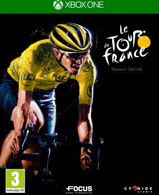 Officiële Tour de France 2016 spel voor de Xbox One