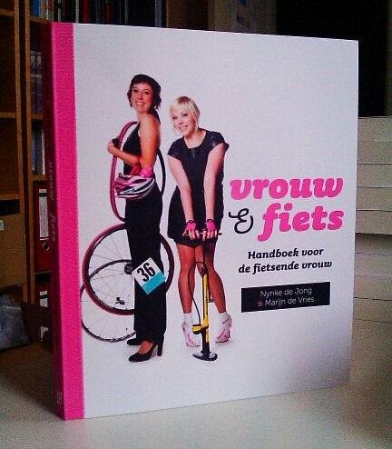 Vrouw en fiets, Nynke de Jong & Marijn de Vries