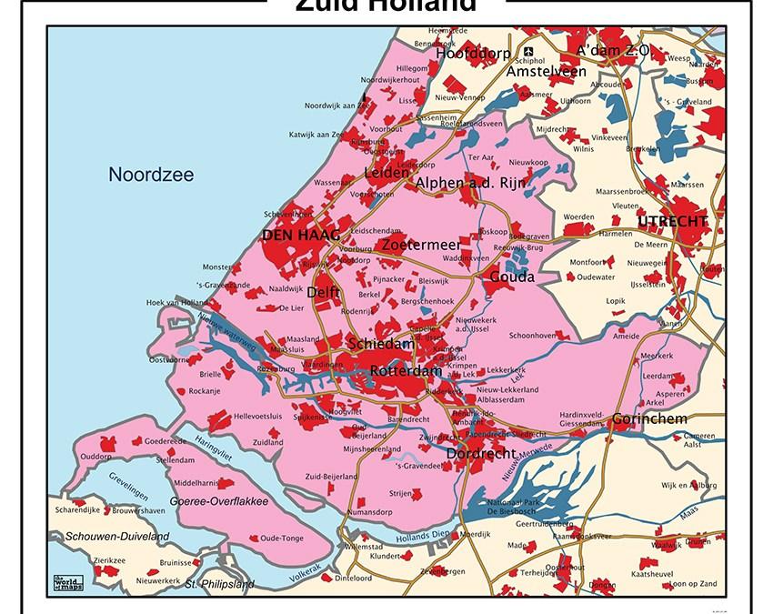 Wielerspeciaalzaken Zuid-Holland