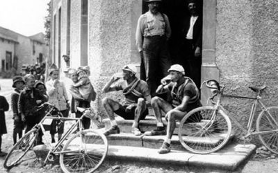 Biertje na het fietsen goed voor de dorst?