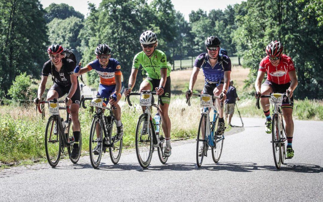 Jan Janssen Classic (race- en toerfiets) en Hel van Ede-Wageningen (mountainbike)