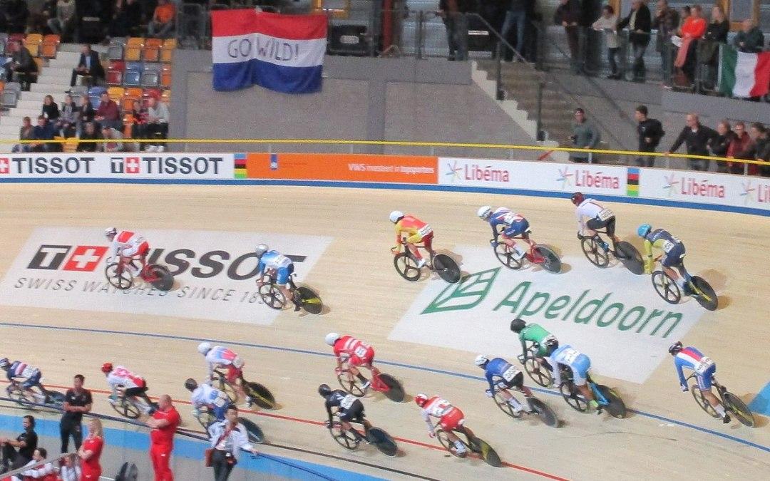 NK Baanwielrennen