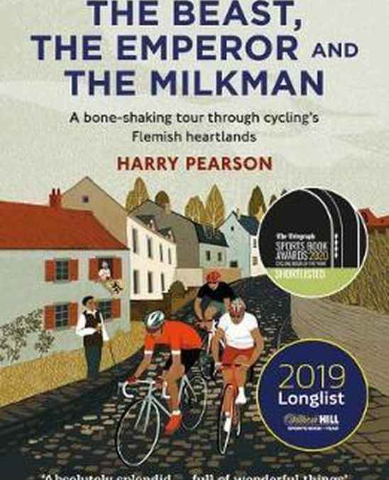 The Beast, the Emperor and the Milkman – Harry Pearson