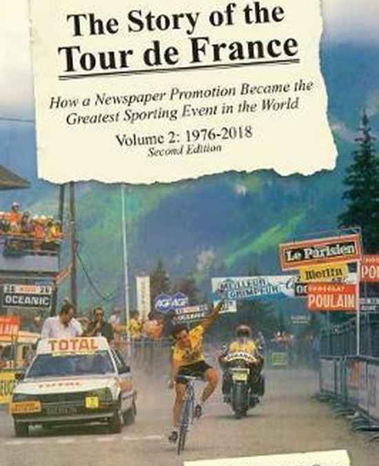 The Story of the Tour de France, Volume 2 – Bill Mcgann Carol Mcgann