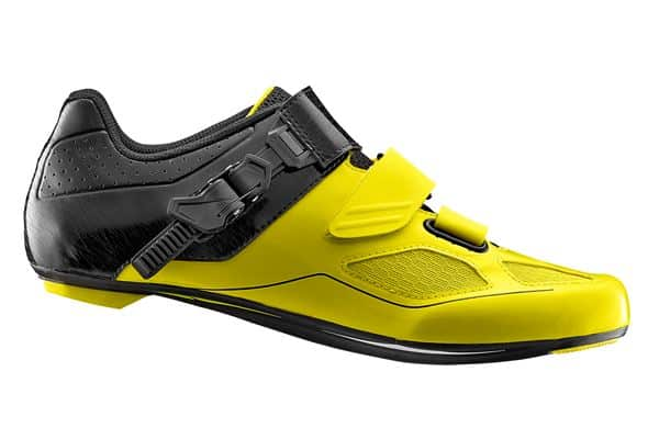 wielrenschoenen_nl Giant phase-composite-yellow-black