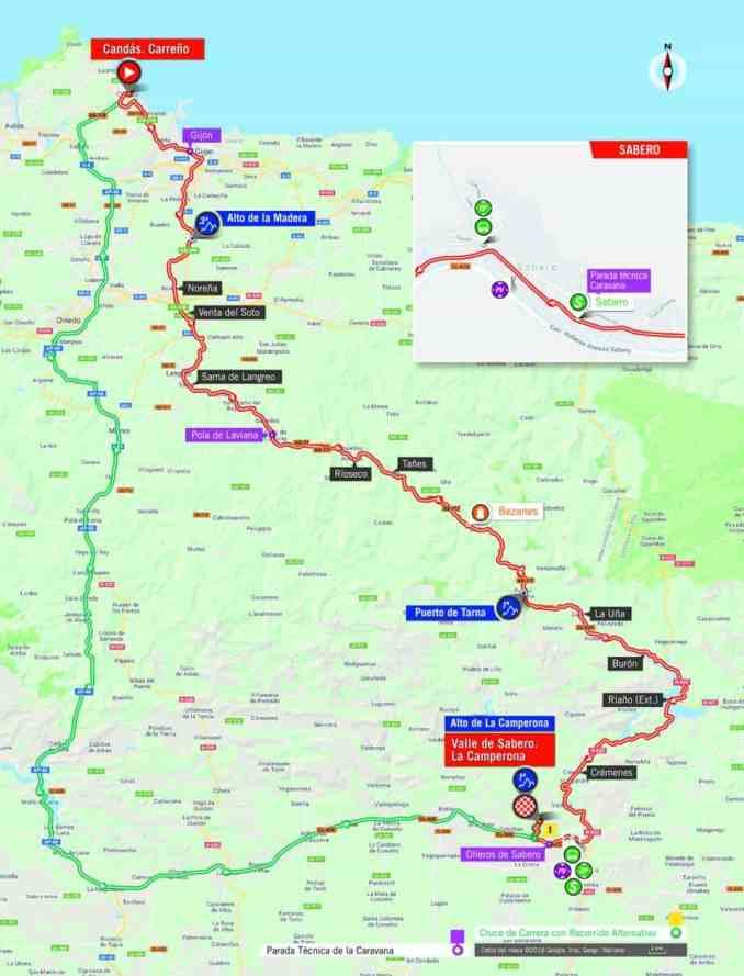 wielrenschoenen-nl Vuelta-2018-route-etappe 13