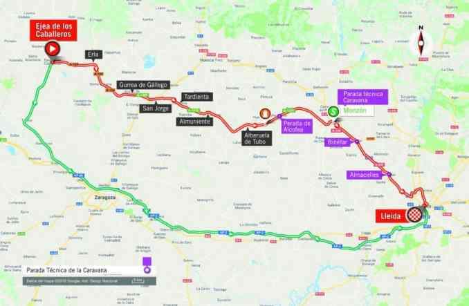 wielrenschoenen-nl Vuelta-2018-route-etappe 18