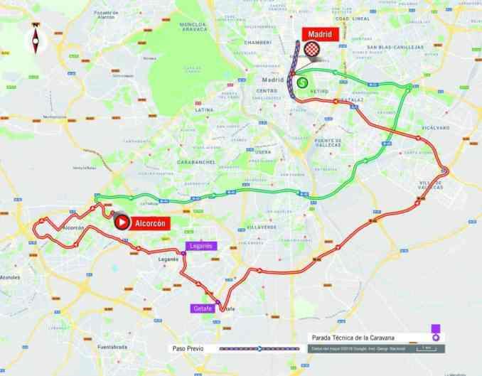 wielrenschoenen-nl Vuelta-2018-route-etappe 21