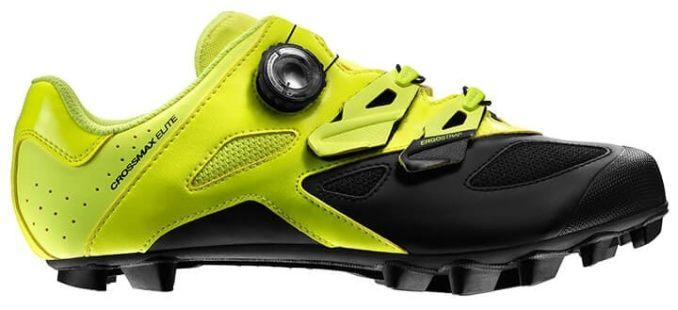 wielrensschoenen-nl- mavic crossmax elite geel
