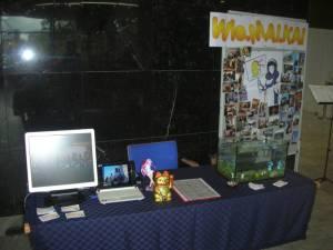 wiemaikai auf der Frankfurter Buchmesse 2009