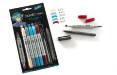 COPIC ciao Manga Set 2