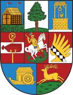 Bezirkswappen des 22. Bezirks