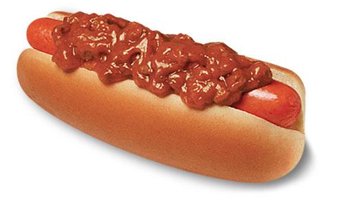 Chili Dog - Wienerschnitzel