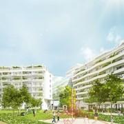Wohnhausanlage mit Schwimmbad und Sauna - Wien Holding