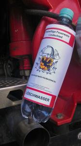 Löschwasser Feuerwehr Lindschied