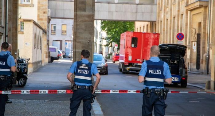 Bundesweite Bombendrohung – Großeinsatz der Polizei am Landgericht Mainz