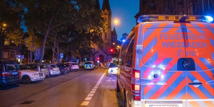 Mehrere Verletzte bei Kohlenmonoxidaustritt in Wiesbaden