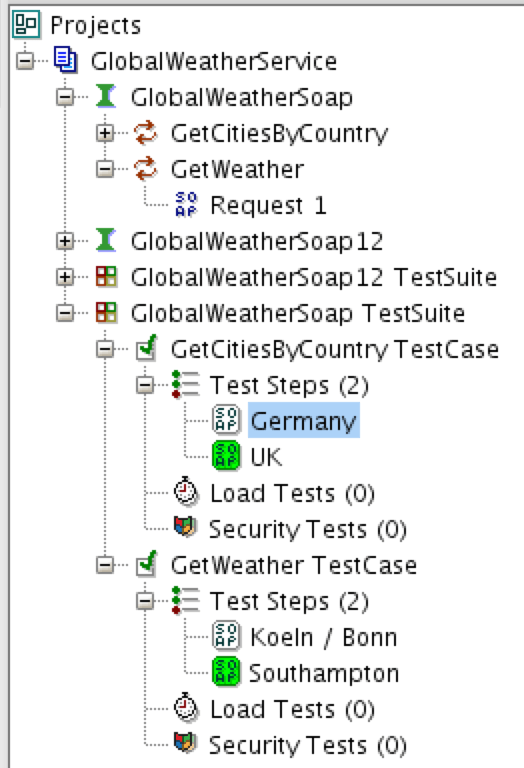 SoapUI: Setting all web service endpoints for a test suite